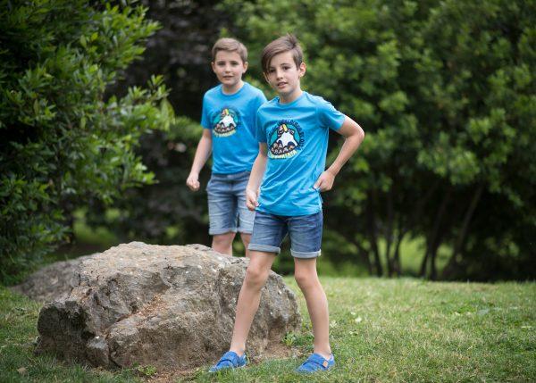 Camiseta SOS Himalaya niño