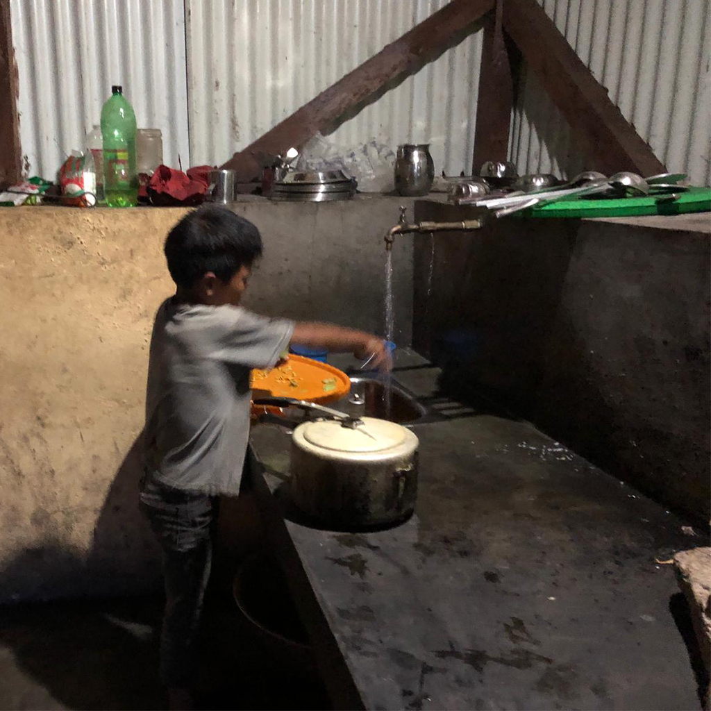 Fregadero cocina