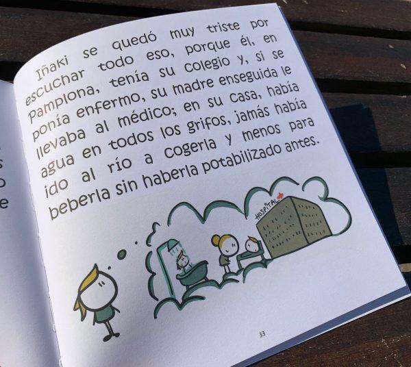 'Las aventuras de Iñaki' en castellano