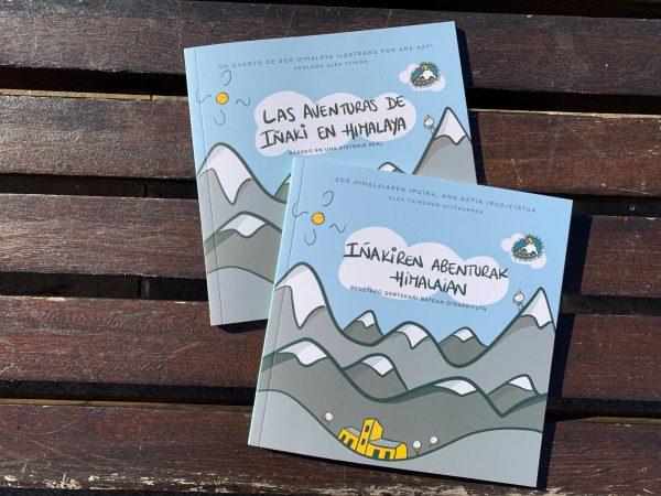 Portada 'Las aventuras de Iñaki en Himalaya'