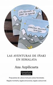 'Las aventuras de Iñaki en Himalaya' en Trail Run