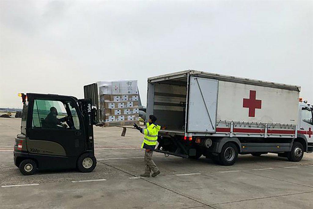 Ayuda de España a Nepal