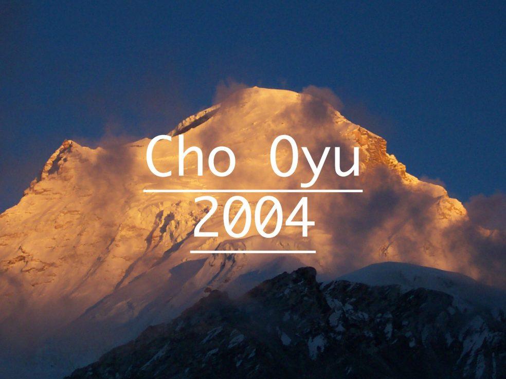 Cho Oyu Iñaki Ochoa de Olza