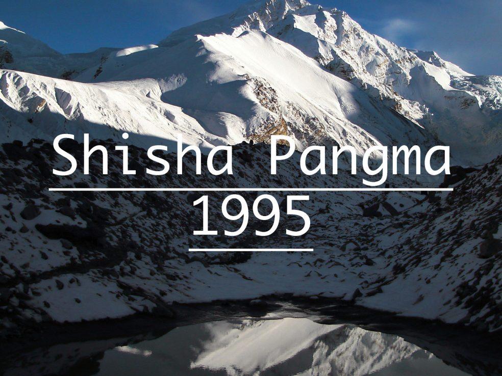 Shisha Pangma Iñaki Ochoa de Olza